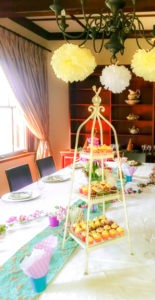 high tea establishments Morningside Durban