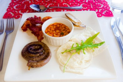 South African breakfast